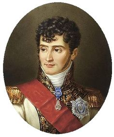 Jerome Bonaparte (1784-1860) was Napoleons youngest brother. He served in the navy and on a trip to the United States met Elizabeth Patterson and married her in 1803. However, since Jerome was a minor Napoleon didn't recognize the marriage. In 1807, Napoleon had his brother matched with Catherine of Württemberg and the two were married. Jerome became king of Westphalia from 1807- 1813 and fought in the Russian campaign.
