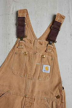 Vintage Carhartt Overall