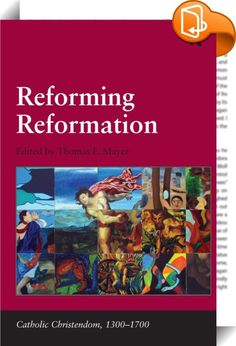Reforming Reformation    :  The Reformation used to be singular: a unique event that happened within a tidily circumscribed period of time, in a tightly constrained area and largely because of a single individual. Few students of early modern Europe would now accept this view. Offering a broad overview of current scholarly thinking, this collection undertakes a fundamental rethinking of the many and varied meanings of the term concept and label 'reformation', particularly with regard t...