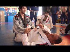 Mestre Edison Leandro - Técnicas de Jiu Jitsu - Seminário em Dracena