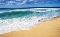 Morze, Fale, Plaża