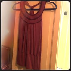 High quality purple top Free size fits S-L. Stretchy material Tops Tank Tops