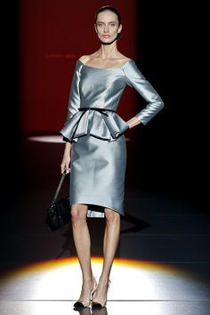 Hannibal Laguna - Madrid Fashion Week O/I 2014-2015 #mbfwm