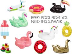 Every Pool Float You