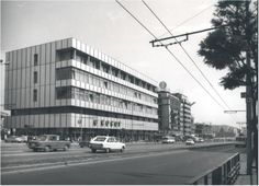 Old Pictures, Old Photos, Bucharest Romania, My Town, Shopping Center, Multi Story Building, Europe, Memories, Dan