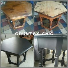 Before & After Chic Shop, Country Chic, Drafting Desk, Outdoor Decor, Shopping, Furniture, Home Decor, Decoration Home, Room Decor