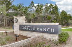 Luxury Homes by Village Builders Austin at The Reserve at Caballo Ranch.