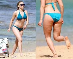 Weblyest - Celebrities Look Much Different In Real Life Than In The Magazines (24 Photos)