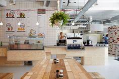 The Student Hotel Amsterdam in interior design architecture  Category