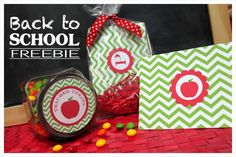 50+ Back to School Ideas | I Heart Nap Time - How to Crafts, Tutorials, DIY, Homemaker