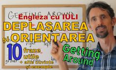 Sa invatam Engleza - DEPLASAREA/ORIENTAREA IN ORAS (part 1) - Getting Ar...