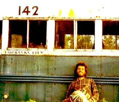 """""""Happiness only really when shared""""  Alexander Supertramp"""