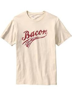 """""""Team Bacon"""" is designed by Jonah Block from Highland Park, New Jersey, USA."""