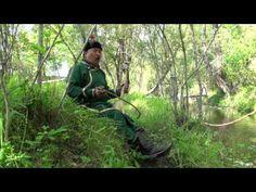 Andre Mongush throat singing at Mejegai - YouTube
