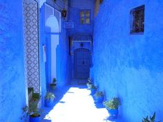 Most Colourful Places on the Globe - Hostel in Morocco. By Ignacio Conejo Places Around The World, Travel Around The World, Around The Worlds, Most Beautiful Cities, Beautiful World, Marrakech, Tangier, Great Places, Places To Go