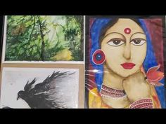 Artwork of Amrita Tiwary. #artbyamritatiwary - YouTube