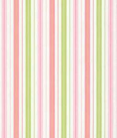 P. Kaufmann Penny Stripe Watermelon