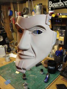 Punished Props - Borderlands II - Handsome Jack's Mask Assembly