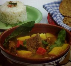 Gastronomia Hondureña: Sopa de Res