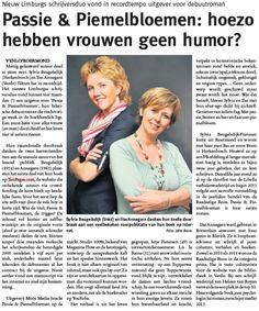 Artikel over Passie & Piemelbloemen in De Trompetter edities Venlo en Venray.