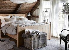 přírodní styl ložnice - Hledat Googlem