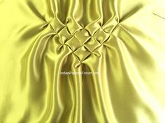Canadian smocking tutorials - graph and step by step instructions