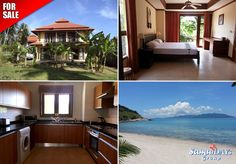 4-Bedroom family villa for sale in a private resort in Samui, Thailand real estate. District: Plai Laem. Land area - 320 sq. m. Built area: 225 sq. m. Price: $229,000. Please visit our website to know further details: http://samuidays.com/product/pvn4o-32 #SamuiDaysGroup #Invest #Samui #Thailand #Propertyforsale #RealEstate #Villaforsale #PassiveIncome