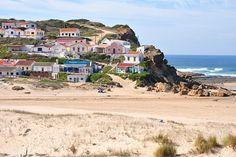 Praia Monte Clérigo, Portugal