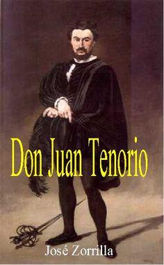 Jose Zorrila y su obra Don Juan Tenorio una de sus obras más importantes y recordadas que hoy dia es bastante popular en el mundo literario. Este pin también contiene una representación de esta obra que se hizo en Alcalá de Henares en 2005 y fue retransmitida por televisión.