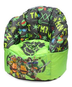 Look at this TMNT Toddler Bean Bag Chair on #zulily today!