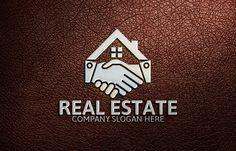 #RealEstate #Logo by Josuf Media on @creativemarket