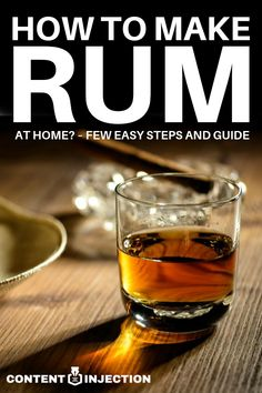 Do you want to learn how to make rum? Well, you couldn't have come to a better place. Here you'll find an easy rum recipe, plus additional facts about this delicious form of alcohol. Rum Recipes, Alcohol Drink Recipes, Margarita Recipes, Homemade Alcohol, Homemade Liquor, How To Make Rum, Fun Drinks, Alcoholic Drinks, Vodka Lime