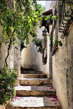 Old Town, Marmaris, Turquía by David Spender
