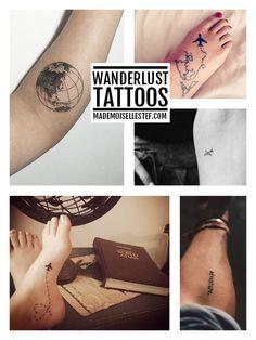 Mademoiselle Stef - Blog Mode, Dessin, Paris | Tattoo Ideas