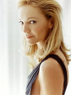 """Joan Allen  """" I'm getting on a plane to Berlin in 45 minutes    which means you're gonna call me back in 30.    And when I ask you where we stand, I had better be impressed.""""  Pam Landy Bourne Supremacy"""