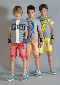 Bikkembergs kids zomer 2015 www.jipenjotjekinderkleding.nl