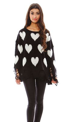 wildfox sweater -  best tops to wear with leggings on #redsoledmomma.com