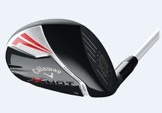 """the Callaway X Hot fairway woods utilize what the company calls its """"Forged Speed Frame Face Cup."""" This design feature is contructed with a stainless steel that is 40-percent thinner in the clubface than the 2012 model fairway woods,"""