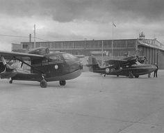 public domain old photographs | Public Domain Images / Vintage photography / Aircrafts landed vintage ...