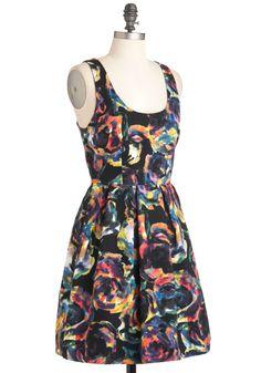 Jack by BB Dakota Glow and Behold Dress | Mod Retro Vintage Dresses | ModCloth.com