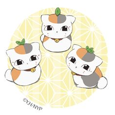 Natsume Yuujinchou, Chibi, Kids Rugs, Wallpapers, Manga, Friends, Cute, Books, Clothes