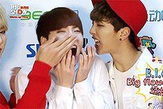 Gunmin, J-Hoon & Heedo