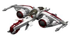 ARC 135, By Bob De Quatre - Star Wars MOC Index - Gallery - Eurobricks Forums