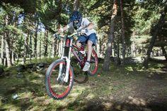 Red Bull VTT Mountain Bike