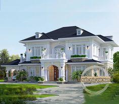 Tuyển chọn mẫu thiết kế biệt thự đẹp nhất Việt Nam