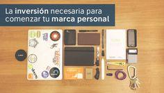 ¿Qué inversión necesito para comenzar con mi marca personal? http://blgs.co/4oU4hm