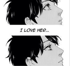 I always. . .love her. . . .
