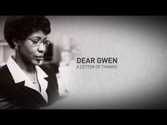"""Watch """"Dear Gwen': Letters from Women Journalists of Color' – A Touching Tribute to Gwen Ifill – Shadow and Act"""