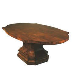 Art Deco Dining Table. This may be purchased on ecofirstart.com