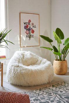 454036d7f905 Aspyn Faux Fur Shag Bean Bag Chair Bag Chairs